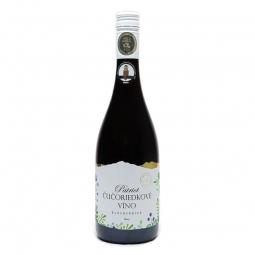 Patriot borůvkové víno 0,75 l