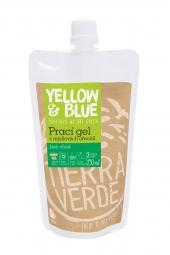 Prací gel z mýdlových ořechů bez vůně 250 ml (kapsa uzávěr)