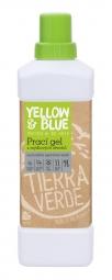 Prací gel z mýdlových ořechů na sportovní funkční textil s koloidním stříbrem 1 l (láhev)
