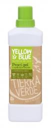 Prací gel z mýdlových ořechů se silicí vavřínu kubébového 1 l (láhev)