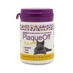Doplněk výživy pro kočky, Prodent PlaqueOff Powder Cat 40g