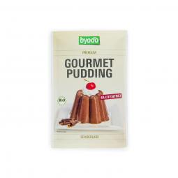 Pudinkový prášek čokoláda BIO 46 g Byodo