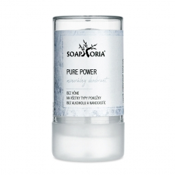 Pure Power - organický minerální deodorant