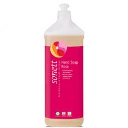 Tekuté mýdlo RŮŽE 1l