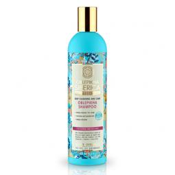 Rakytníkový šampon pro normální a mastné vlasy - Hloubkové mytí a péči
