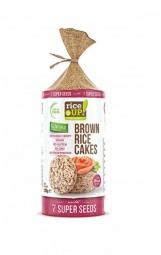 Rýžové chlebíčky se 7 druhy semen 120 g Rice Up