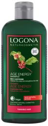 ŠAMPON AGE ENERGY S BIO KOFEINEM A GOJI 250 ml
