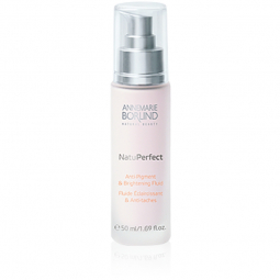 Natuperfect  Anti-pigmentové a Bělicí fluid 50 ml