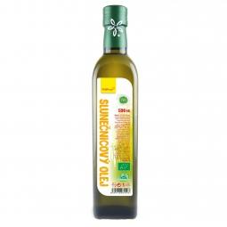 AKCE SPOTŘEBA: 22.02.2020 Slunečnicový olej BIO 500 ml Wolfberry