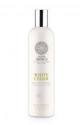 Siberie Blanche - Bílý cedr - šampon pro objem