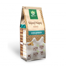 Sójový nápoj extraprotein 350 g Topnatur