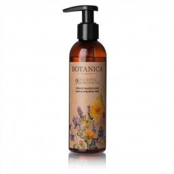 Tělový masážní olej 9 divů květů