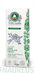 White Agafia - Zachování mládí -Přírodní lehký denní pleťový krém