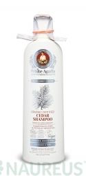 White Agafia - Cedrový šampon