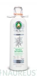 White Agafia - Kopřivový šampon