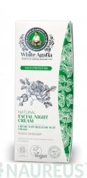 White Agafia - Zachování mladosti- Přírodní noční pleťový krém 50 ml