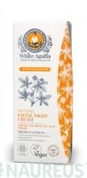 White Agafia - Aktivní omlazení - Noční pleťový krém 50 ml