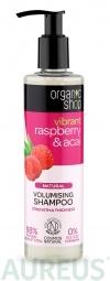 Organic Shop - Malina & Acai - Šampon pro objem