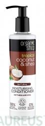 Organic Shop - Kokos & máslovníku - Hydratační kondicionér 280 ml