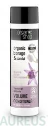 Organic Shop - Poklad Srí Lanky - Kondicionér pro objem 280 ml