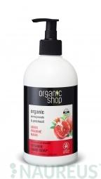 Organic Shop - Granátové jablko & Pačuli - Mýdlo na ruce 500 ml