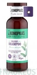 Dr.Konopka'S - Šampon na objem vlasů 500 ml