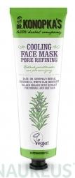 Dr.Konopka'S - Chladivá maska na obličej na zúžení pórů 75 ml