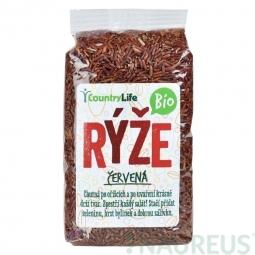 Rýže červená natural 500 g BIO