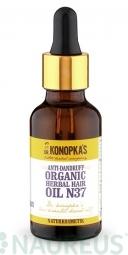 Dr.Konopka'S - Bylinný olej proti lupům č. 37, 30 ml
