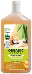 Čisticí eko gel na parkety s organickým včelím voskem