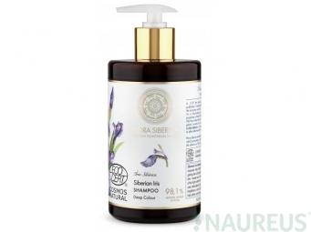 Flora siberica - Šampon na vlasy pro sytou barvu