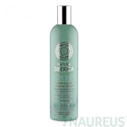 Šampon - Objem a rovnováha pro mastné vlasy