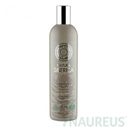 Šampon - Energie a zpevnění pro poškozené vlasy