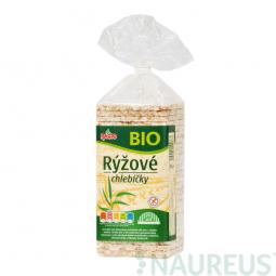 AKCE SPOTŘEBA: 11.07.2019 Chlebíčky rýžové bezlepkové 140 g BIO   RACIO