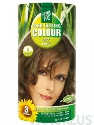 Hennaplus Dlouhotrvající barva Tmavá Blond 6