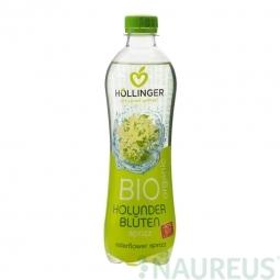 Limonáda z květu černého bezu 500 ml BIO Hollinger