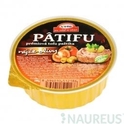 Paštika PATIFU rajče a olivy 100 g