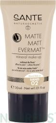 Matte Matt EvermatTM minerální make-up 02 Sand 30 ml