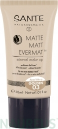 Matte Matt EvermatTM minerální make-up 03 Golden 30 ml