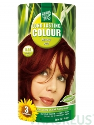Hennaplus Dlouhotrvající barva Červená Henna 5.64