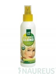 HennaPlus Zosvetľujúci sprej na vlasy s Harmančekom