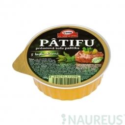 Paštika PATIFU s bylinkami 100 g