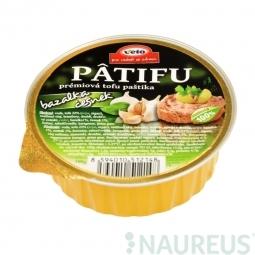 Paštika PATIFU bazalka a česnek 100 g