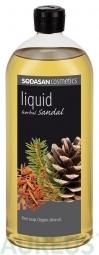 BIO tekuté mýdlo na ruce Herbal Sandal 1l