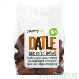 Datle sušené bez pecek 250 g BIO COUNTRY LIFE