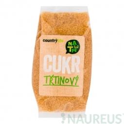 Cukr třtinový 500g   COUNTRYLIFE