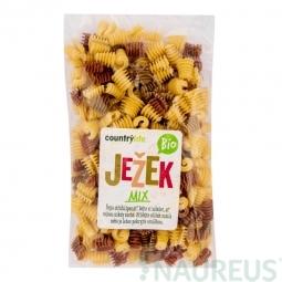 Těstoviny ježek mix 400g BIO   COUNTRYLIFE