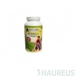 Vitamin C + Acerola, 300 cucacích tablet
