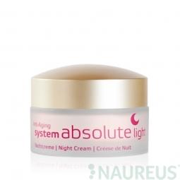 Noční krém Light anti-aging system absolute
