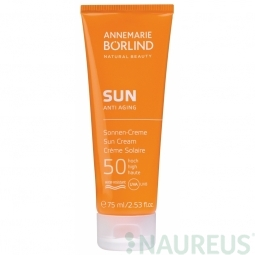 SUN CARE Opalovací protistárnoucí krém SPF50 75 ml